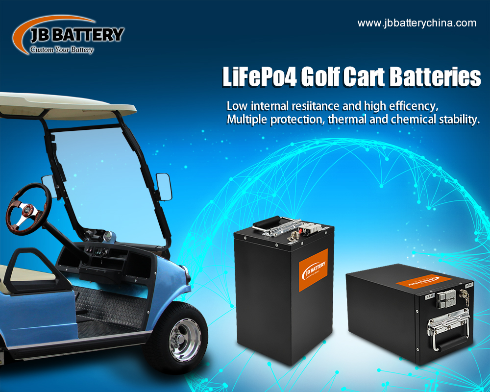 الصين شركة LiFePo4 Golf Cart Battery Pack (31)